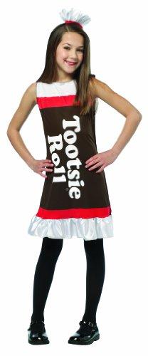 Rasta Imposta Tootsie Roll Ruffle Dress,