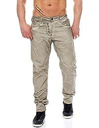 Cipo & Baxx Herren Jeans / Straight Fit Jeans Kemi
