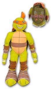 Michelangelo 20cm peluche bandeau orange tmnt les tortues ninja comics teenage mutant ninja - Tortue ninja orange ...