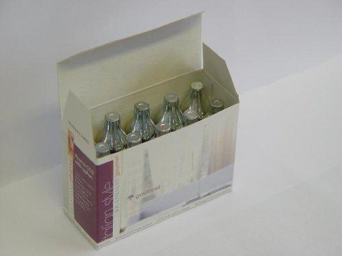 Brandani 10 cartucce ricariche di Co2 monouso co2 naturale per