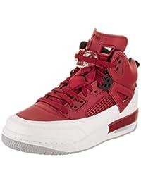 more photos 59e3c cbfea Jordan Spizike BG Big Kids Shoes Gym Red Black White Wolf Grey 317321