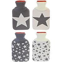 """1 x wunderschöne Wärmflasche """"Stars"""", 500 ml preisvergleich bei billige-tabletten.eu"""
