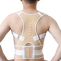 Unisex Verstellbar Gürtel Körperhaltung Korrektur Rückenschmerzen Korsett preisvergleich bei billige-tabletten.eu