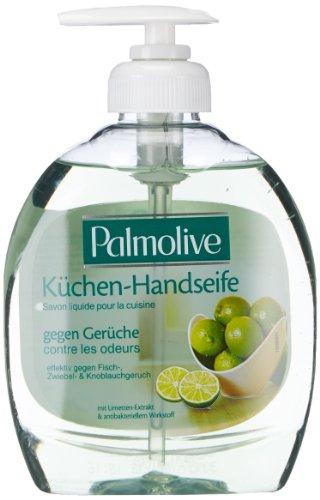 Palmolive Jabón Líquido de Manos para Cocina - 2 Recipientes de 300 ml - Total: 600 ml