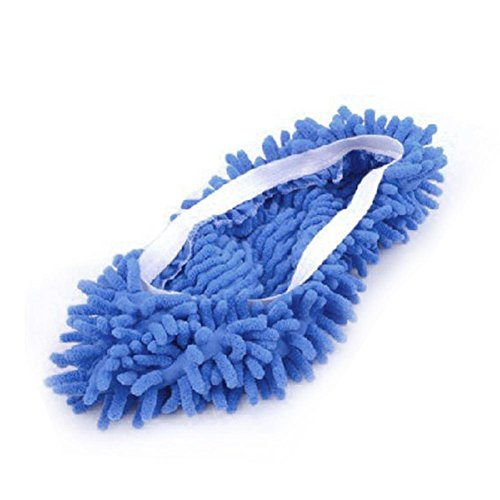 hengbaixin - Microfiber mop for cleaning floors, slippers, mop for home and floor, 1 Unit