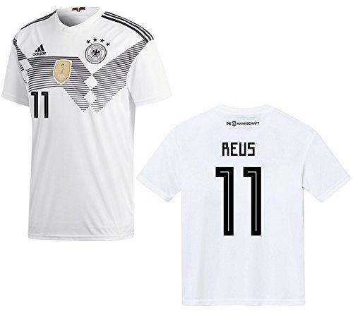 Trikot Herren DFB 2018 Home WC - Reus 11 (L)