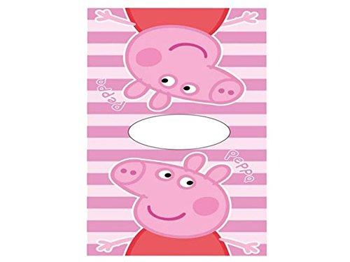 STAMION PP09055 - Poncho Peppa Pig, 60 x 120 cm Velours-poncho