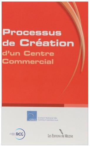 Processus de Création d'un Centre Commercial