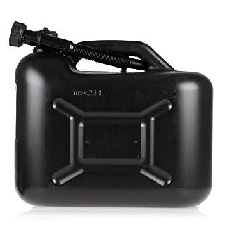 alca® 558000 Reserve Kraftstoffkanister Benzinkanister 20 Liter