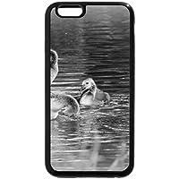 iPhone 6S Plus Case, iPhone 6 Plus Case (Black & White) - Canada goose
