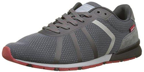 Levi\'s Herren Almayer Lite Sneaker Grau (Dull Grey 58) 43 EU