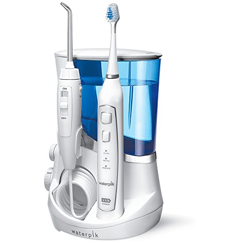 Waterpik - Irrigador dental Waterpik con cepillo de dientes ultrasónico