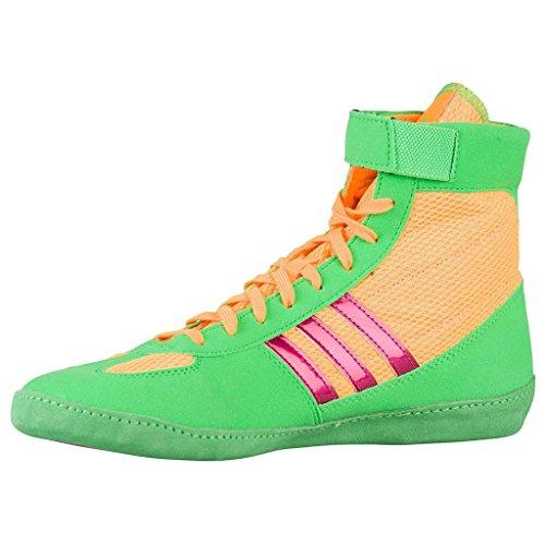 adidas Combat Speed.4 Wrestling Scarpe Gold/Pink