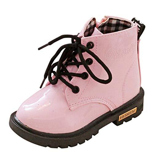 NiñOs Moda NiñOs NiñAs Martin Sneaker Invierno Grueso Nieve Bebé Zapatos  Casuales Botines Bebe NiñO Zapatillas 729db192630