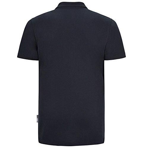 JAN VANDERSTORM Herren Poloshirt LANDOGAR in Übergröße | Große Größen | Plus Size | Big Size | XL - 7XL Blau