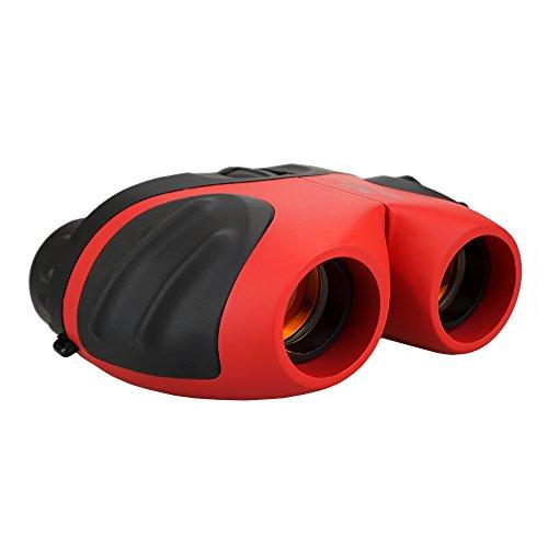 Wiki Spielzeug für 3-12 jährige Mädchen, kompakte Ferngläser für Kinder Jagd Vogelbeobachtung Geschenke für 3-12 jährige Jungen Spielzeug für 3-12 jährige Jungen