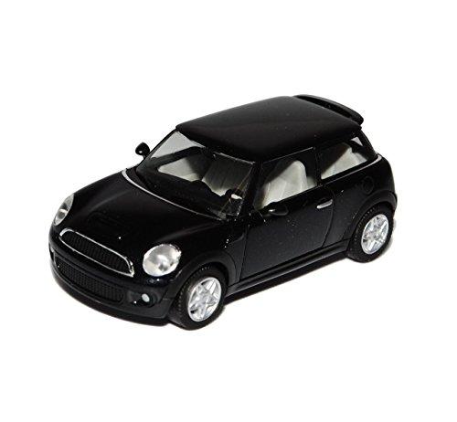 Preisvergleich Produktbild Mini Cooper F56 Schwarz 3 Türer 3. Generation Ab 2014 H0 1/87 Herpa Modell Auto