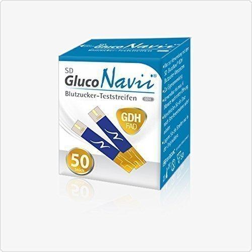 Sd Gluconavii Gdh Blutzucker-teststreifen 1X50 stk