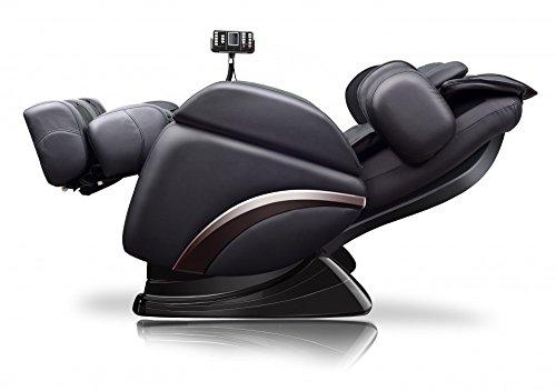 Home Deluxe Massagesessel Siesta Schwarz V1 Inkl Komplettem Zubehr