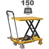 Table élévatrice manuelle Falconlift standard 150 kg