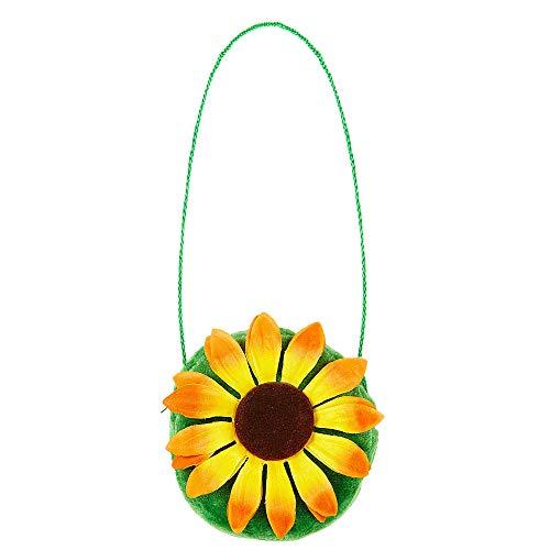 Widmann 05848 Handtasche Sonnenblume, Unisex- Erwachsene, Mehrfarbig, one size