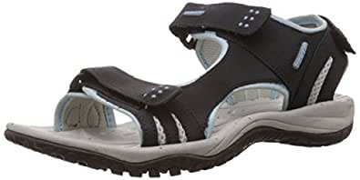 Power Women's Aspen Blue Athletic and Outdoor Sandals - 3 UK/India (36 EU)(5619204)