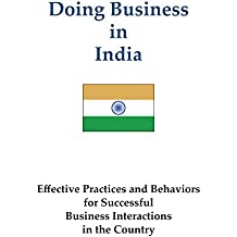 Doing Business in India (Doing Business in ... Book 18) (English Edition)