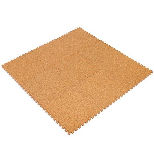 Cork Top Interlocking – Protective Flooring