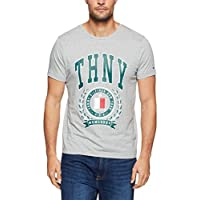 Tommy Hilfiger T-shirt for men in Grey, Size:XL