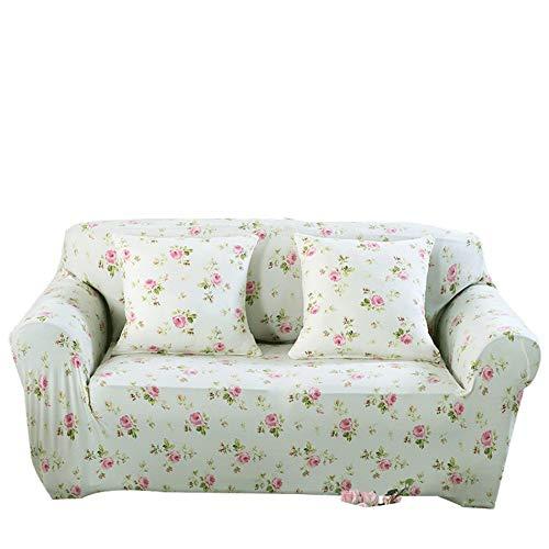 Ssdlrsf copridivano sofa fiore universale adatto per soggiorno decorazione multi-dimensione decorazione elastica angolo elastico