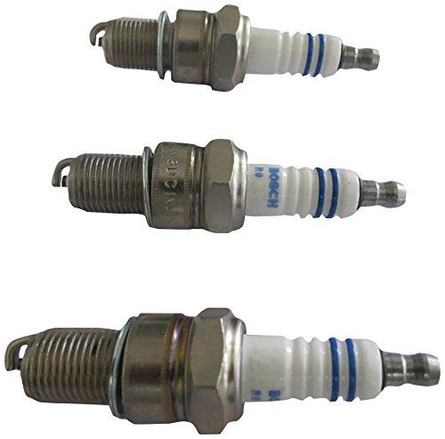 bosch f 002 g40265 - 079 spark plug - set of 3 - maruti 800 Bosch F 002 G40265 – 079 Spark Plug – Set of 3 – Maruti 800 41t5cBMhgbL