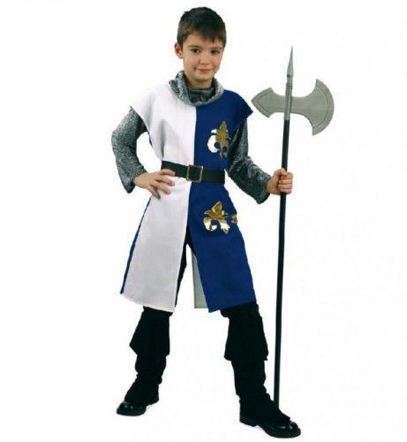 Fasching Kostüm Ritter Chevalier 3-teilig Gr. ()