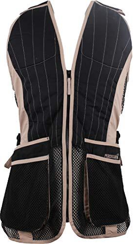 Percussion Tontaubenschießweste (Beige, 3XL) Skeet Shooting Vest