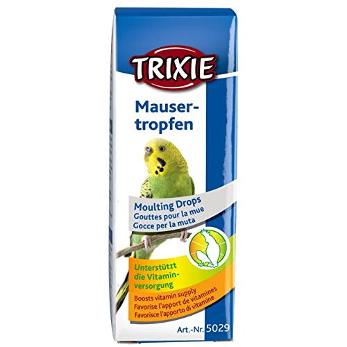 Suplemento para pajaros TRIXIE Vitaminas minerales y oligoel. para pajaros15 ml