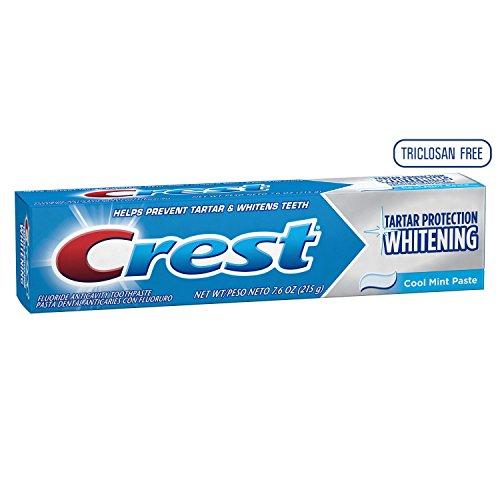Crest Tartar Protection (Crest Tartar Protection Whitening Zahnpasta Cool Mint, 232 g (8.2 oz))