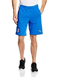 FIGC Italia Fanwear Bermudas team power blue-white 16/18 Italy Puma XL team power blue-white