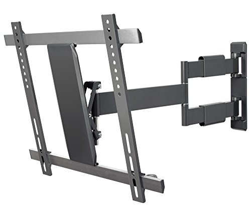 Techlink TWM431 - Soporte de pared para pantalla plana (400 x 400 mm, 400 x 400 mm, -15 - 0°, -90 - 90°,