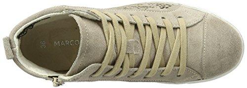 Marco Tozzi Premio 25206, Sneakers Hautes Femme Beige (Dune Antic 409)