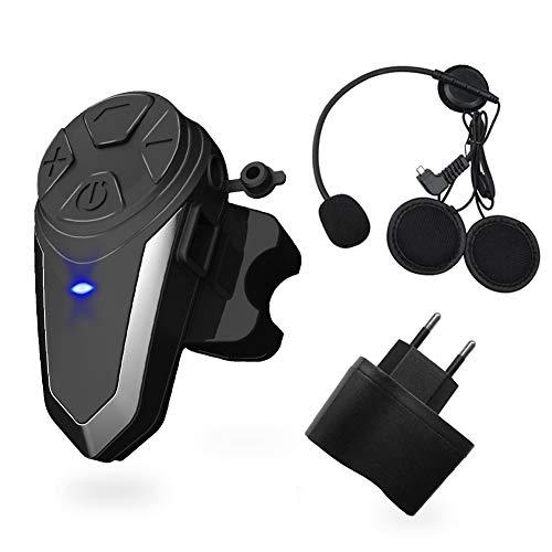 vFound BT-S3 1000m Interfaz de Motocicleta Casco Auriculares Sistemas de comunicación en...