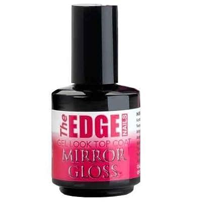 The Edge Nail Mirror Gloss Top Coat Gel