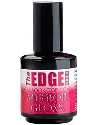 The Edge vernis à ongles top coat GEL Miroir brillant