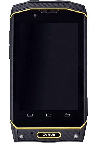 CYRUS CYR10029 CS 19 Outdoor Smartphone (5 MP Kamera, IP67, wasserdicht/staubdicht/stoßfest)