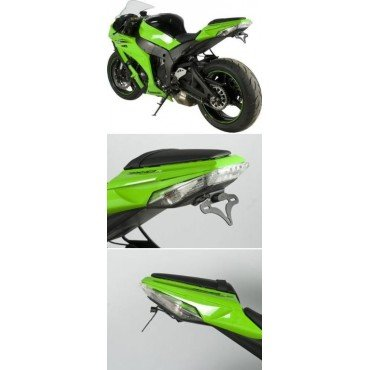 Preisvergleich Produktbild KAWASAKI ZX10R (11 / 14- Nummernschildträger R &G Racing 443944-NEU