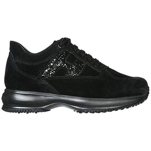 Hogan Sneakers Bambino Nero 34 EU