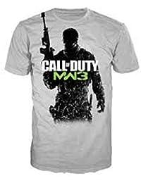 Call Of Duty Modern Warfare 3 T-Shirt MW3 Soldier in Größe XXL