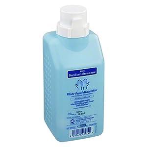 Sterillium classic pure Händedesinfektion 500ml