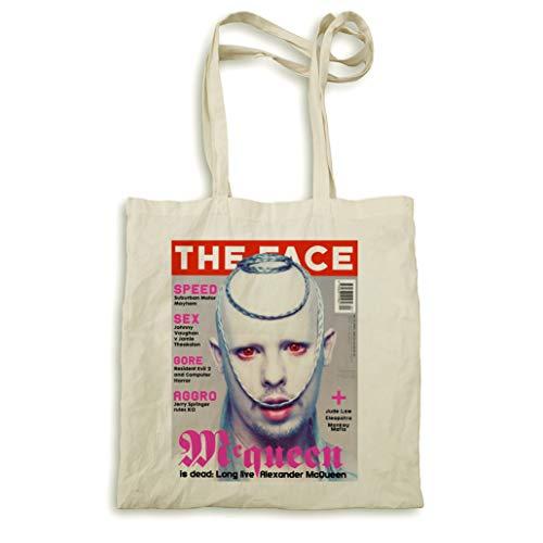 VMC Alexander McQueen das Gesicht APR 1998Tasche