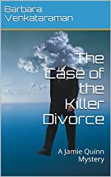 The Case of the Killer Divorce (Jamie Quinn Mystery Book 2) (English Edition)
