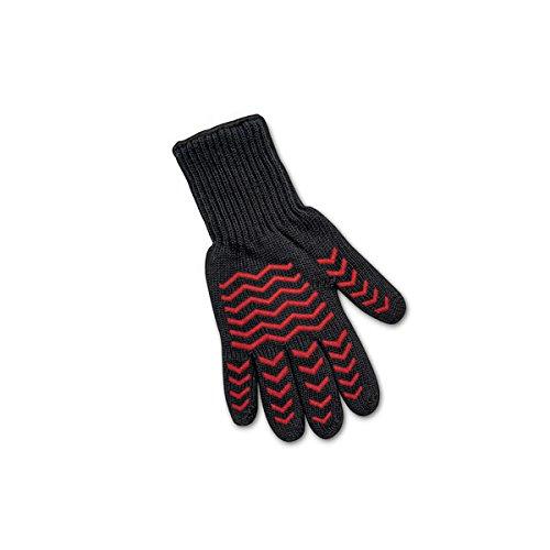 FLASH Hitzeschutzhandschuh Nomex, schwarz, 32.5 x 19 x 1,5 cm