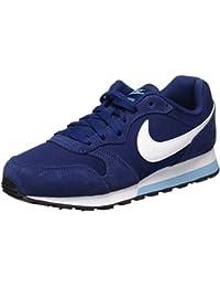 Nike 807319-403, Zapatillas de Deporte para Niñas